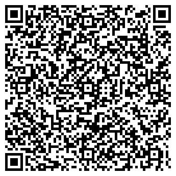 QR-код с контактной информацией организации РЕСТОРАН ДУБРАВА