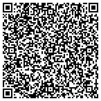 QR-код с контактной информацией организации РОББИ ТОМСКОЕ ПРЕДСТАВИТЕЛЬСТВО МОСКОВСКОЙ ФИРМЫ