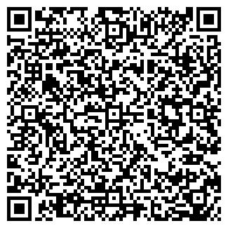 QR-код с контактной информацией организации АКВА ВИСТА