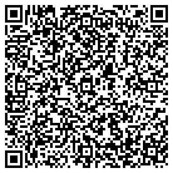 QR-код с контактной информацией организации МИР ДВЕРЕЙ МАГАЗИН-САЛОН