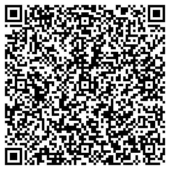 QR-код с контактной информацией организации МЕЖДУНАРОДНАЯ ШКОЛА БИЗНЕСА