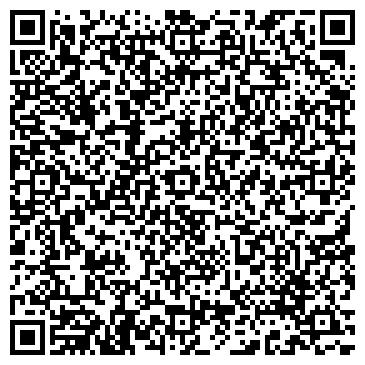 QR-код с контактной информацией организации ШКОЛА БИЗНЕСА АКСЕНОВА (ШБА)