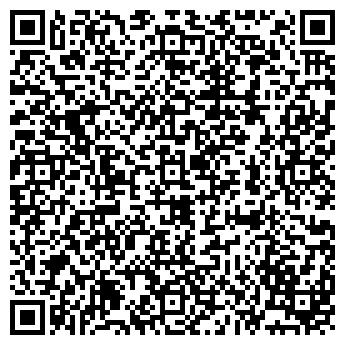 QR-код с контактной информацией организации КЛУБ АНГЛИЙСКОГО ЯЗЫКА