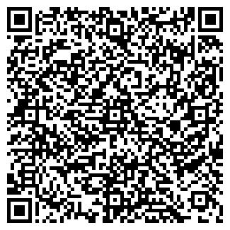 QR-код с контактной информацией организации ТОМСКИЙ ЦЕНТР НЛП