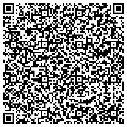 QR-код с контактной информацией организации ПОВЫШЕНИЯ КВАЛИФИКАЦИИ И ПЕРЕПОДГОТОВКИ КАДРОВ ИНСТИТУТ СТРУКТУРНОЕ ПОДРАЗДЕЛЕНИЕ ТГАСУ