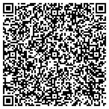 QR-код с контактной информацией организации ПРИХОД ПЕТРОПАВЛОВСКОГО СОБОРА ТОМСКОЙ ЕПАРХИИ