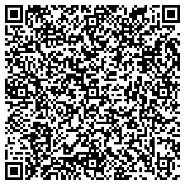 QR-код с контактной информацией организации ЗОДИАК ТУРИСТСКО-СПОРТИВНОЕ ОБЪЕДИНЕНИЕ