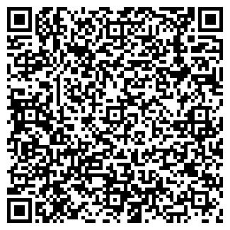 QR-код с контактной информацией организации КИБАЛЬЧИШ КЛУБ