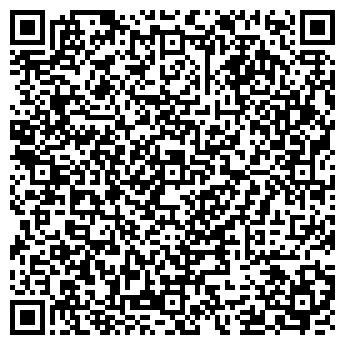QR-код с контактной информацией организации РОК-СТРИТ РОК-Н-РОЛЛ КЛУБ