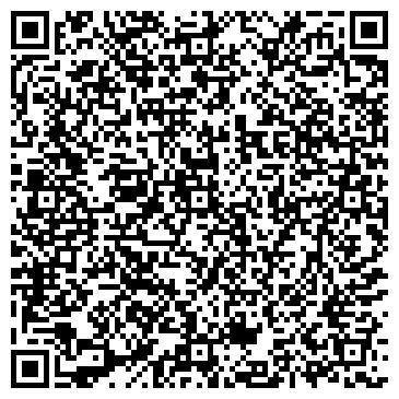 QR-код с контактной информацией организации САТУРН ДЕТСКО-ЮНОШЕСКИЙ ЦЕНТР