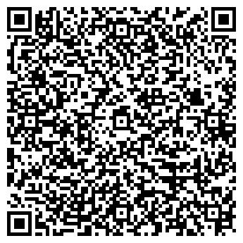 QR-код с контактной информацией организации ЦЕНТР ТОМ-АНАЛИТИКА ИНПУ