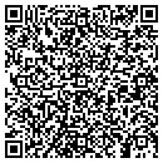 QR-код с контактной информацией организации ВЬЮГА