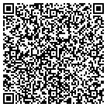QR-код с контактной информацией организации SHELL АВТОСЕРВИС ТФ ОРБИТА