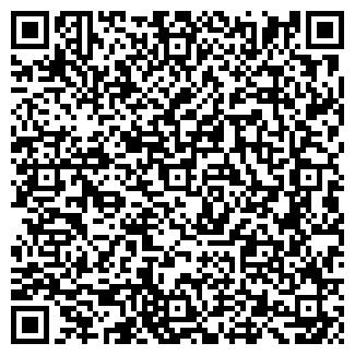 QR-код с контактной информацией организации ИНКУБАТОР