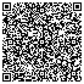 QR-код с контактной информацией организации МЕРИДИАН-Т