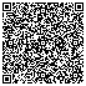 QR-код с контактной информацией организации ПЛАНЕТА ТК