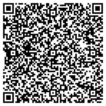 QR-код с контактной информацией организации ТОМСКИЙ ПРЯНИК