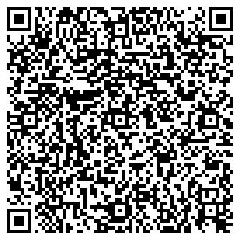 QR-код с контактной информацией организации ООО ТОМСКИЕ ШПАЛЫ, ТД