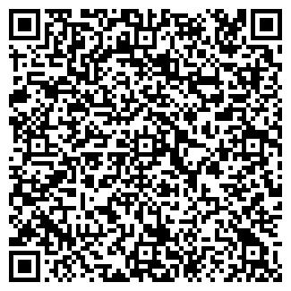 QR-код с контактной информацией организации СЕКТОР-М ЗАО