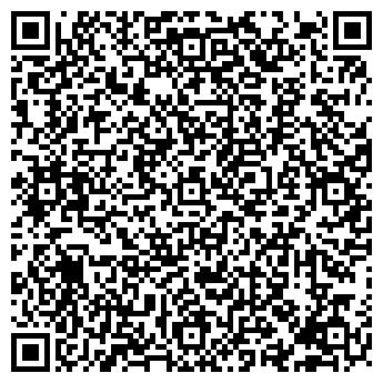 QR-код с контактной информацией организации МАРТЫНОВ ДВОР МАГАЗИН