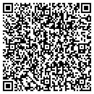 QR-код с контактной информацией организации ДИНАРС