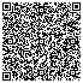 QR-код с контактной информацией организации АЙРИС КЛИНИГОВАЯ КОМПАНИЯ