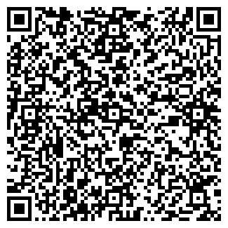 QR-код с контактной информацией организации ГАЛЕРЕЯ GD