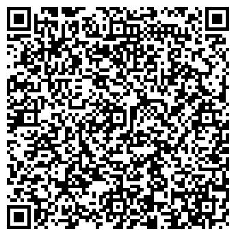 QR-код с контактной информацией организации ГЛАСМАР СТЕКЛО И ЗЕРКАЛА