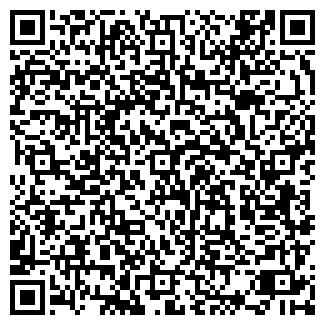 QR-код с контактной информацией организации ШТОРЫ МАГАЗИН