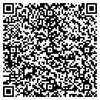 QR-код с контактной информацией организации ЖАЛЮЗИ & ОКНА