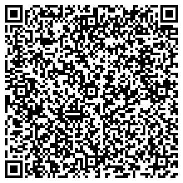 QR-код с контактной информацией организации МАЛЫШ МАГАЗИН ТОВАРОВ ДЛЯ ДЕТЕЙ