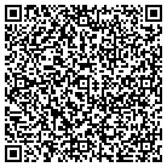 QR-код с контактной информацией организации ТАЙМ-ХОЛЛ ЧАСОВОЙ САЛОН