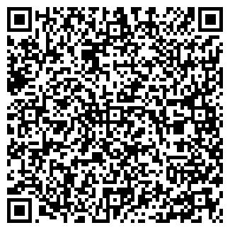 QR-код с контактной информацией организации ИМПОРТНЫЕ ТКАНИ