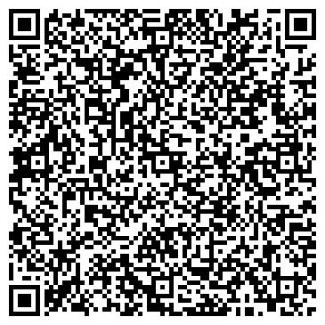 QR-код с контактной информацией организации АЛЬФА БИАТЛОН СКК ООО