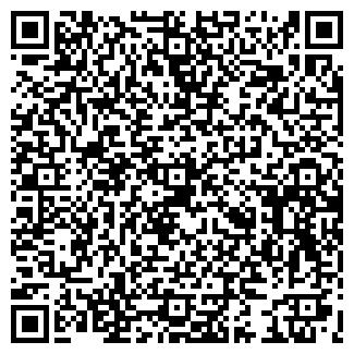 QR-код с контактной информацией организации САЖЕНЬ
