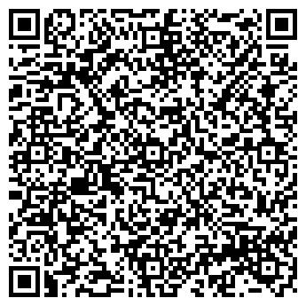 QR-код с контактной информацией организации БЫТУСЛУГИ КЛИЧЕВСКОЕ УКП