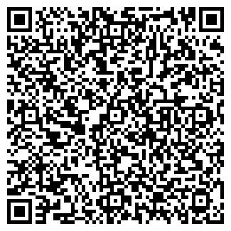 QR-код с контактной информацией организации НИКА СУПЕРМАРКЕТ