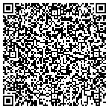 QR-код с контактной информацией организации КОМБИНАТ КООПЕРАТИВНОЙ ПРОМЫШЛЕННОСТИ ЧУПП