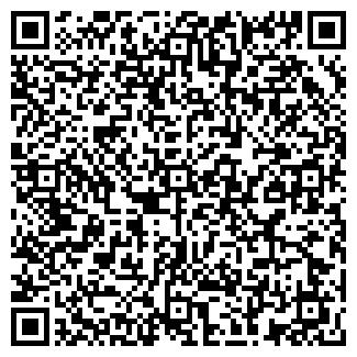 QR-код с контактной информацией организации АССОЛЬ МАГАЗИН
