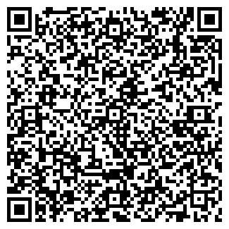 QR-код с контактной информацией организации ВАШ МАГАЗИНЧИК