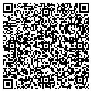QR-код с контактной информацией организации СОЛОХИНА ИЗБА