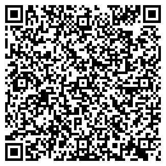 QR-код с контактной информацией организации 25 ЧАСОВ