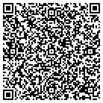 QR-код с контактной информацией организации ГАРНИЗОННЫЙ УНИВЕРМАГ