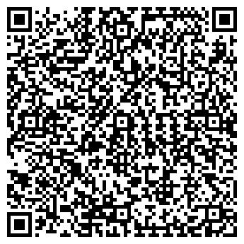 QR-код с контактной информацией организации ДВЕРИ И ОКНА КОМПАНИЯ