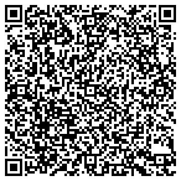 QR-код с контактной информацией организации ДЕРЕВЯННЫЕ ОКНА, ДВЕРИ ЧП ЕВЧИН А.В.