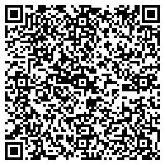 QR-код с контактной информацией организации ИНТЕРПРОМ