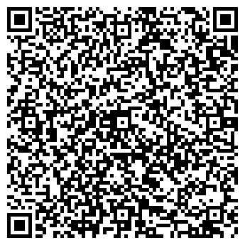 QR-код с контактной информацией организации СОВРЕМЕННЫЕ ДВЕРИ