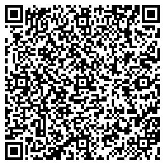 QR-код с контактной информацией организации АВТО-РОДЖЕР