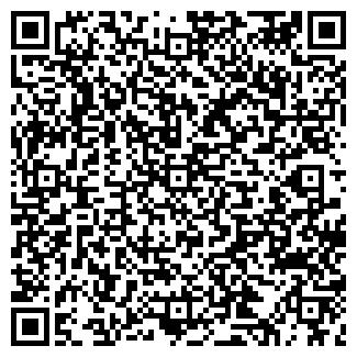 QR-код с контактной информацией организации ГОСТИНИЦА КЛЕЦК
