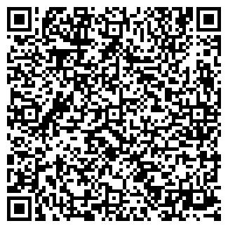 QR-код с контактной информацией организации МЕДЕТ, ЗАО